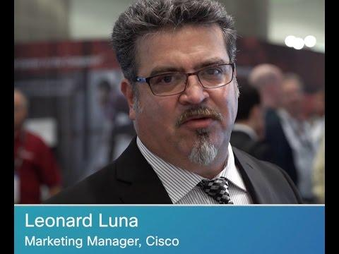 #OFC2015 Cisco Booth Design – Cisco Service Provider Architecture