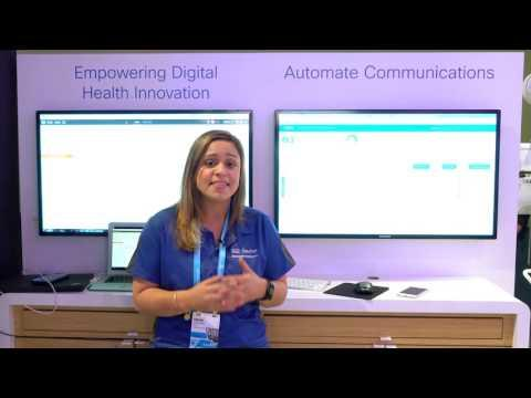 Automate Communications Demo At Cisco Live US 2016
