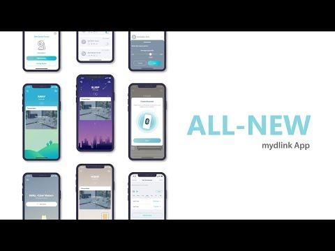 Mydlink App 2020 | D-Link