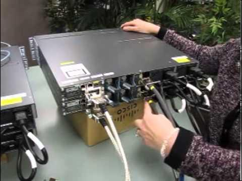 Setup And Stacking Cisco 3750X Switches