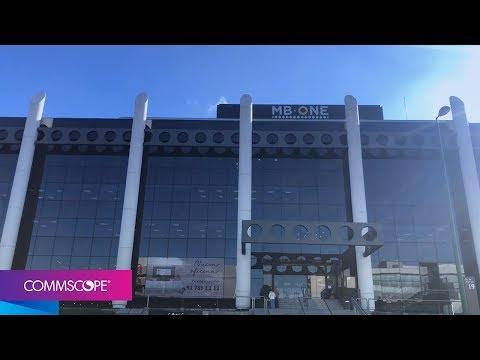 CommScope's New Madrid Office: Innovation And Drive At Work