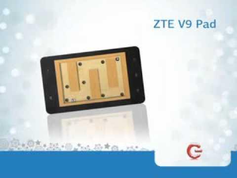 ZTE Light Tab- ZTE V9 Pad