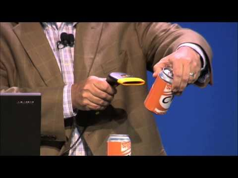 Cisco Live 2013 Keynote Demo: Social Media And Manufacturing