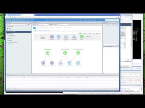 Cisco ACI Microsegmentation Demo: Add Firewalls