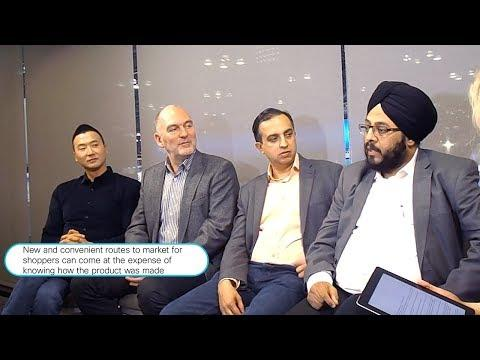 Retail Video Series Episode 7: Global Panel, Brand Authenticity & Blockchain