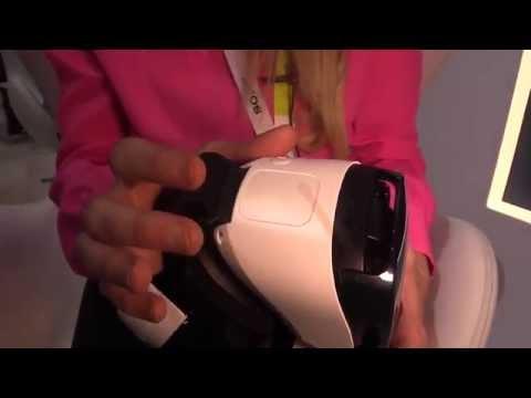 #CES2015 Samsung Gear VR Innovator Edition Demo