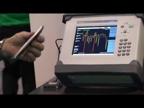 Anritsu At CTIA - Spectrum Analyzer - MS2720T / BTS Master