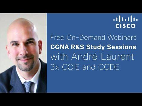 CCNA R&S Study Sessions