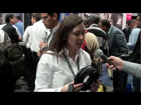 Live From CES 2013: Corning Talks Optical Cables By Corning