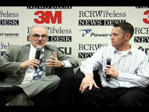 Wireless Infrastructure Show 2011: Andy Bart Talks About The Cloud