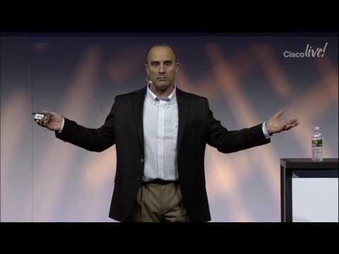 Cisco Live 2017: Developer's Delight: Cure Your Hyperscale Envy - Roland Acra