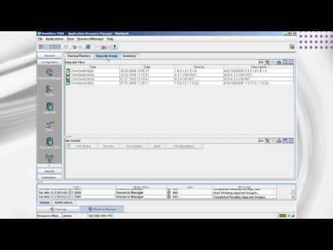 Alcatel-Lucent Showroom - Netzwerkmanagement Mit OmniVista 2500