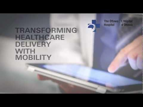 Mobility Transforms Healthcare Delivery At The Ottawa Hospital