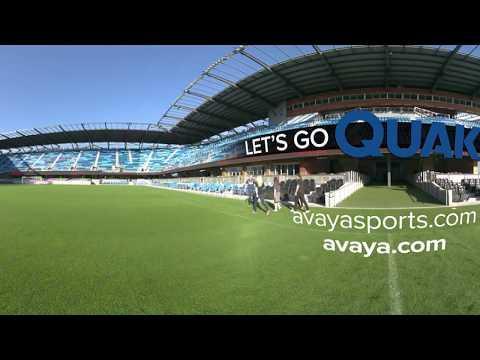 Take A 360 Tour Of MLS' First Cloud-Enabled Stadium- Avaya Stadium