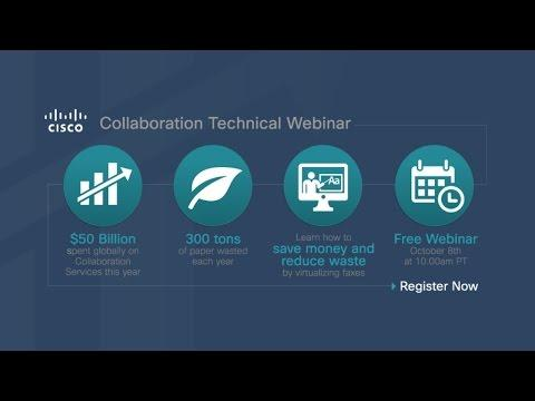 Cisco Collaboration Training Videos: Part 3