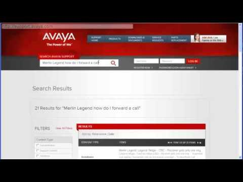 Avaya Support Website: How To Find Knowledge Base Articles On The Support Site