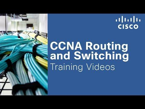 CCNA Routing And Switching Training Videos