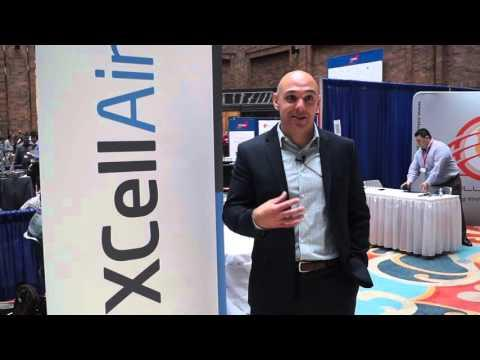 #SCWSAmericas: XCellAir EVP Discusses MSO Wi-Fi Strategies