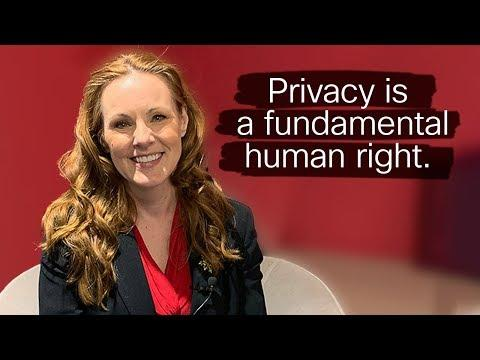 Michelle Dennedy On Privacy As A Fundamental Human Right