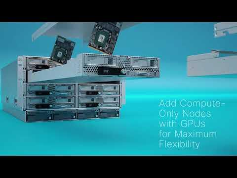 Cisco HyperFlex M5 Systems With NVIDIA