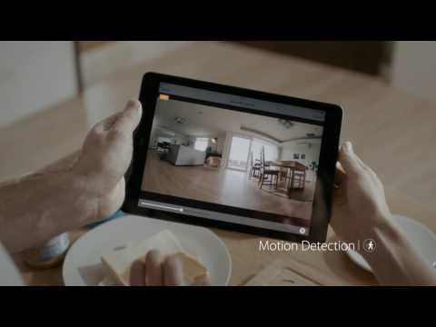 D-Link Omna 180 Cam HD - Apple HomeKit Camera