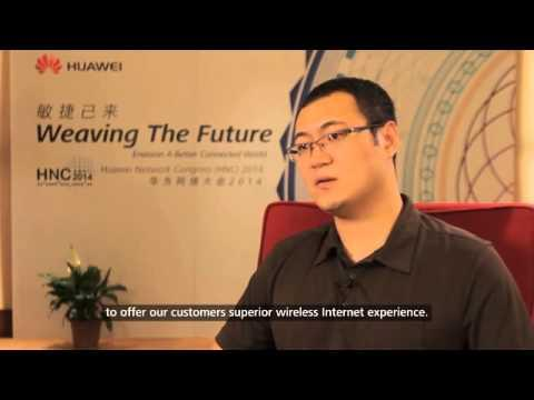 Huawei WLAN:3W Coffee Case Study