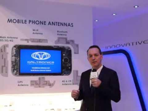 #MWC14 Galtronics' Antenna Manufacturing Process
