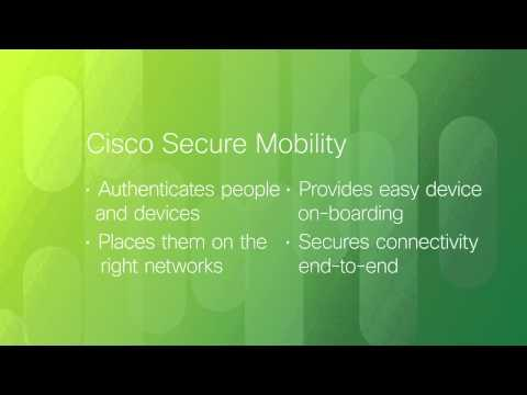 Cisco Secure Mobility Solutions For K-12 Schools