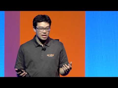 Product Tech Demo – Intelligent Meeting Rooms