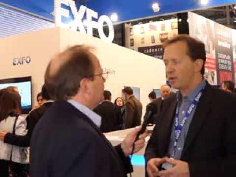 #MWC14 EXFO Partnership W/ Rohde & Schwarz +More Announcements