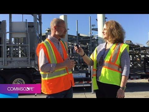 FCC Commissioner Carr's Visit To CommScope In Texas