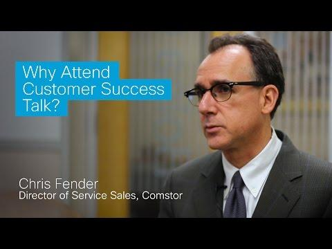 Why Attend Customer Success Talk?