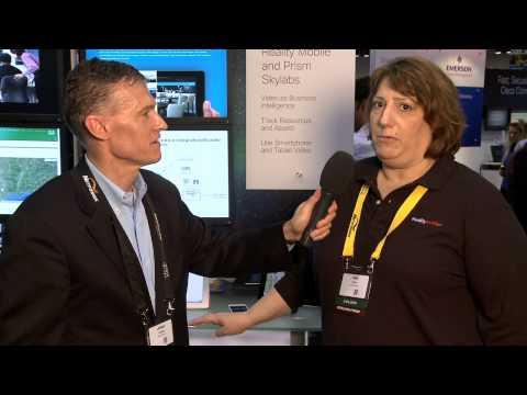Cisco IoT Connected Safety And Security Solution With Reality Mobile At Cisco Live 2013