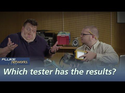 (Beta) Live - Dang It Moments Which Tester: By Fluke Networks