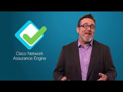 Cisco Network Assurance Engine Use Case Video: Change Management