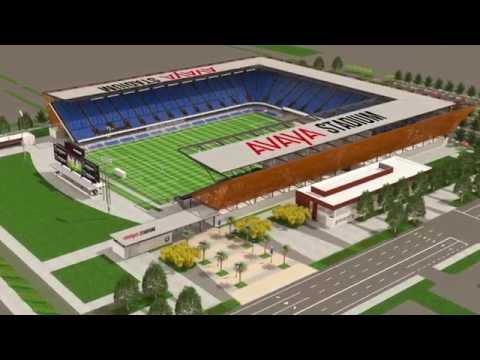 Avaya Stadium Features