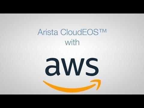Arista CloudEOS™ With Amazon Web Services