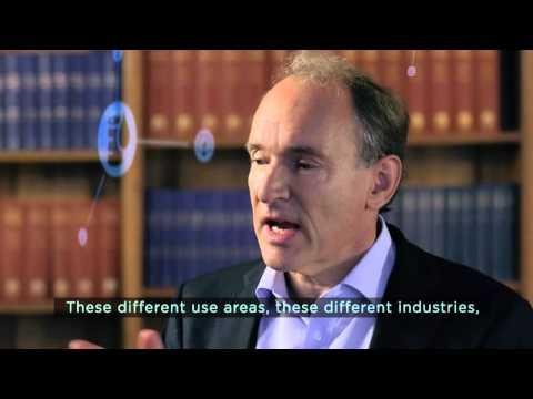 Sir Tim Berners Lee Keynote IoT World Forum