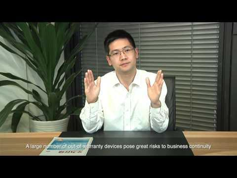 【Storage Lecture】Huawei OceanStor 2000 V3 Series  Best Choice For SMB