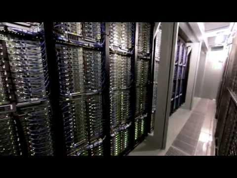 Microsoft Datacenter Tour (short Version)
