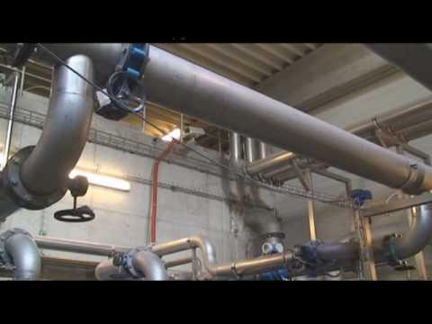 Google Data Center Water Treatment Plant