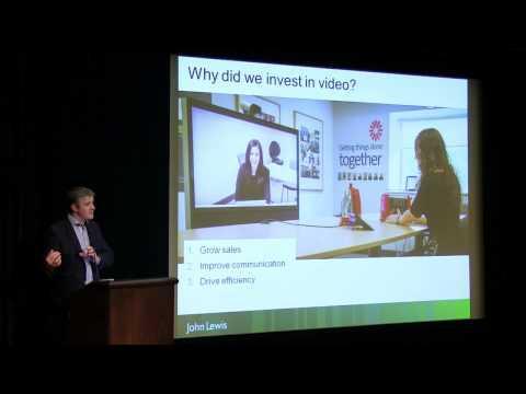 NRF 2014 Retail Power Hour: John Lewis Partnership