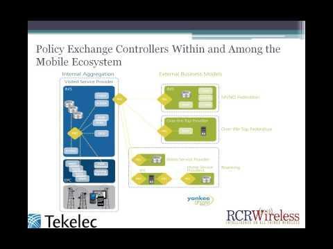 RCR Wireless Editorial Webinar: Policy And Diameter Signaling -  November 7, 2012