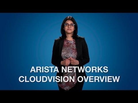 Arista Networks CloudVision Overview