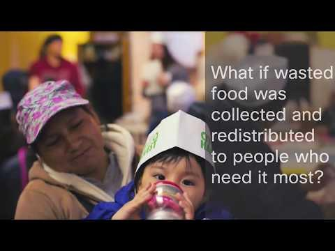 City Harvest: Delivering Millions More Pounds Of Food With Cisco HyperFlex
