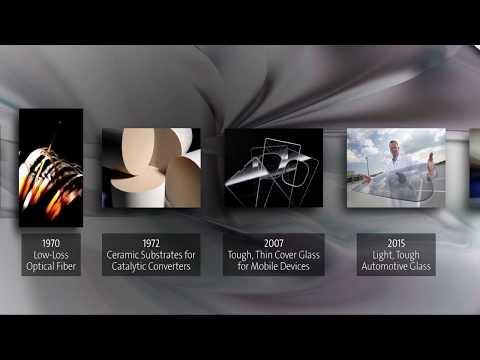 Corning: Who We Are
