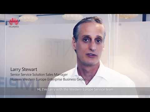 Huawei Enterprise Customer Support Service Portfolio