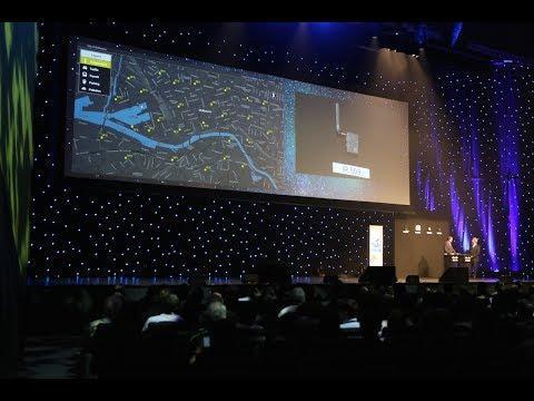 Cisco Live Melbourne 2014 Keynote Demo: Citizen View