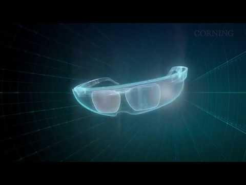 Corning® Precision Glass Solutions: Augmented Reality Capabilities