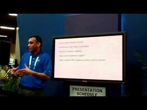 Mellanox @ Interop Las Vegas 2012 - Dell Presenting